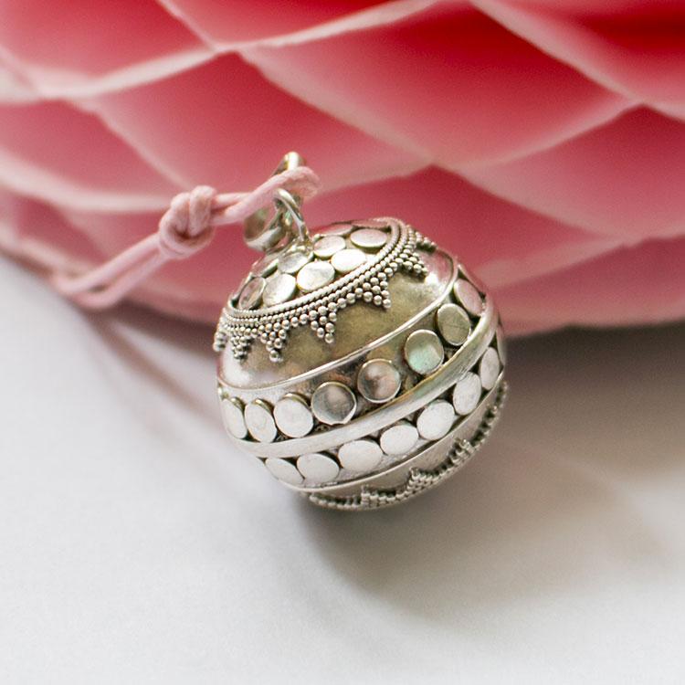 Pregnancy necklace harmony