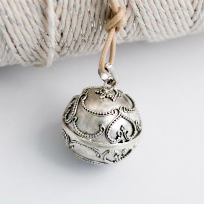 Harmony necklace Arabesque Heart