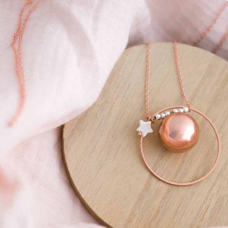 Harmony necklace Luce