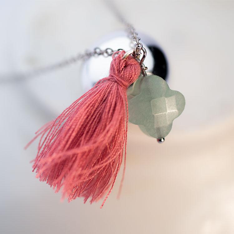 Harmony Ball necklace Pure