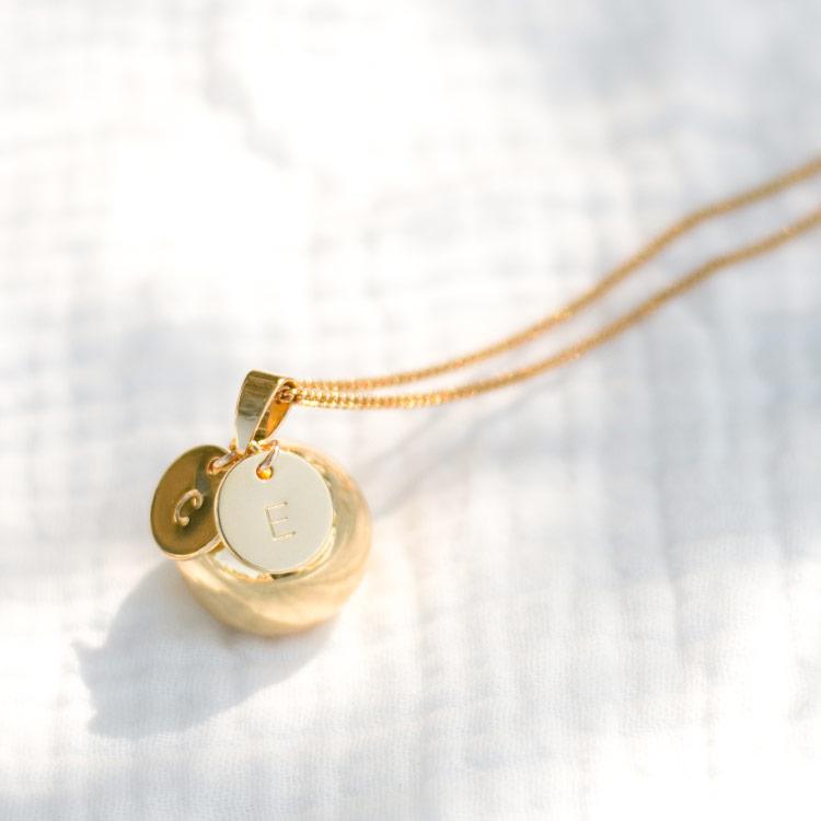 Harmony ball necklace MONA