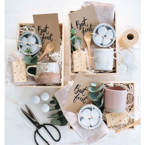 handmade box for pregannt women